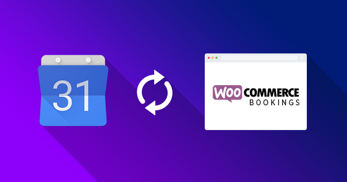 WooCommerce Bookings Google Calendar