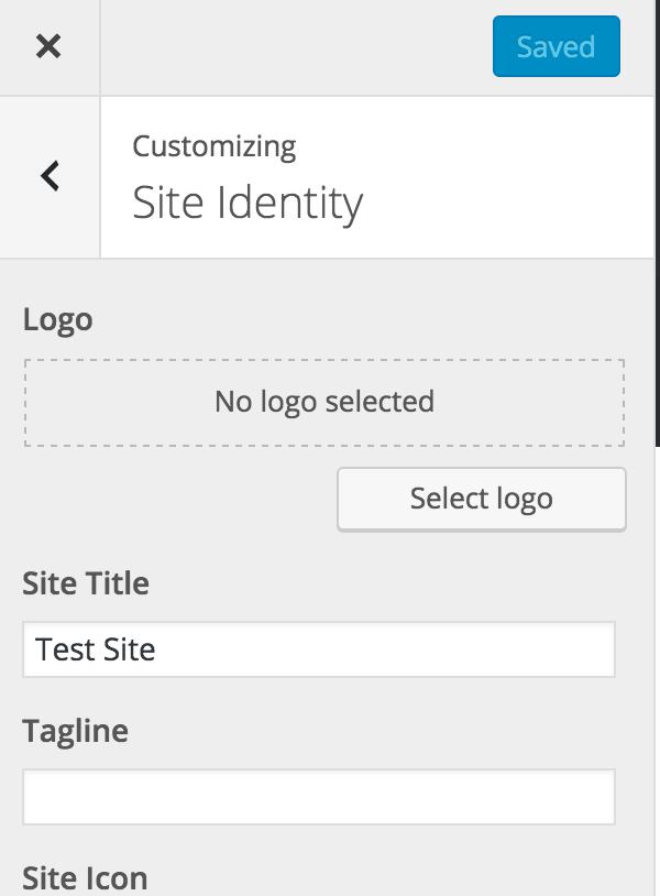 Add Storefront Custom Logo
