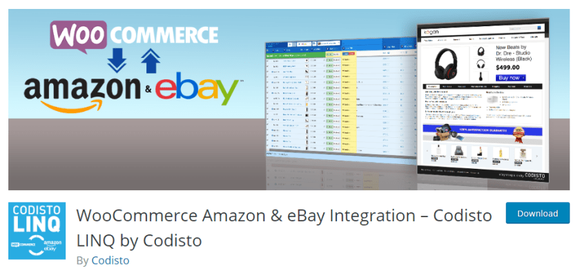 WooCommerce Amazon & eBay Integration – Codisto LINQ by Codisto