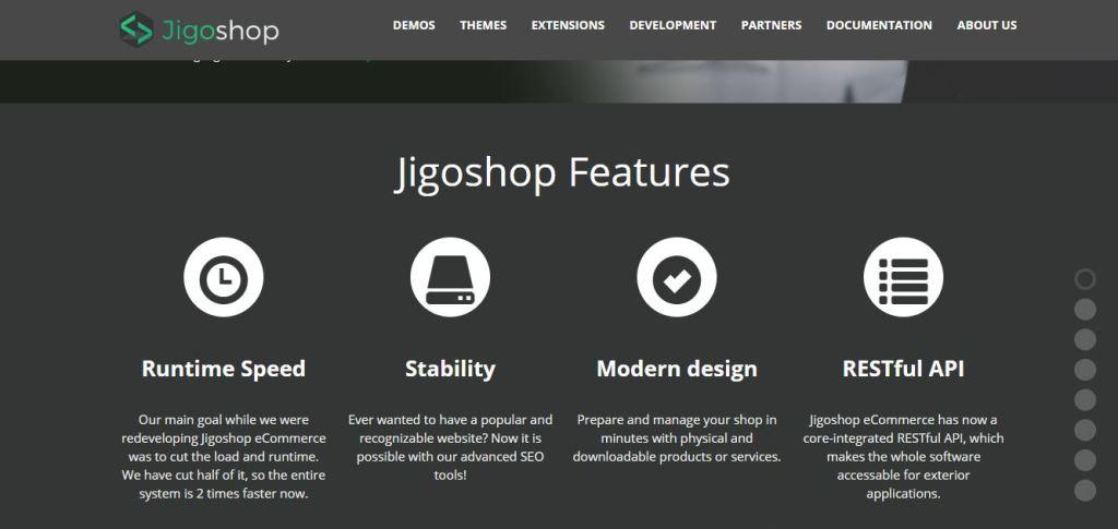 Jigoshop open source eCommerce platform