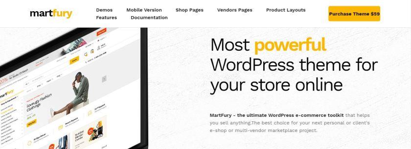 Martfury theme-Create an Online Marketplace Like Etsy
