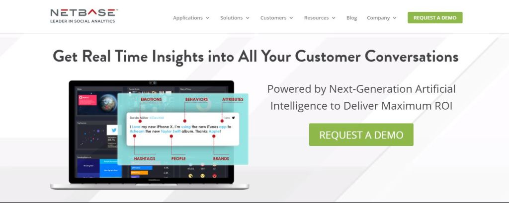 NetBase-AI Marketing tools