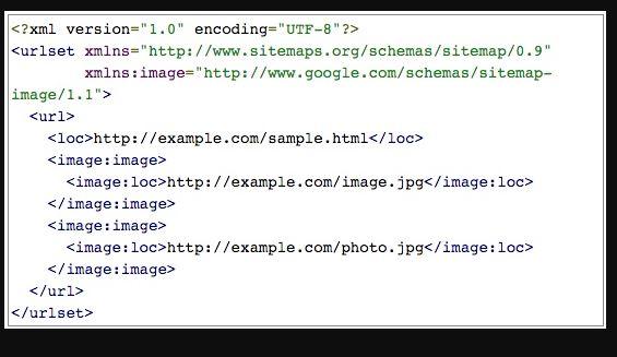XML Sitemaps to Optimize Image