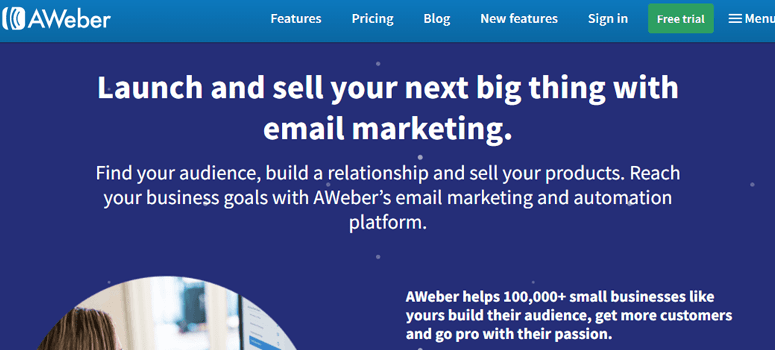 Aweber: Email Marketing Service