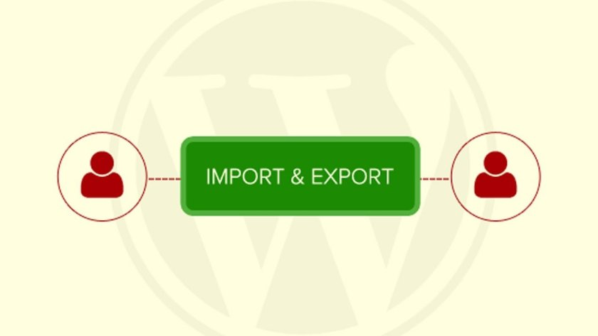 Export Import WooCommerce Products