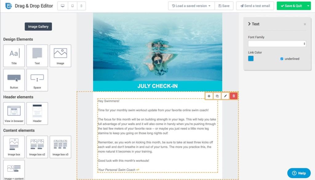 SendinBlue Builder: Email Marketing Service