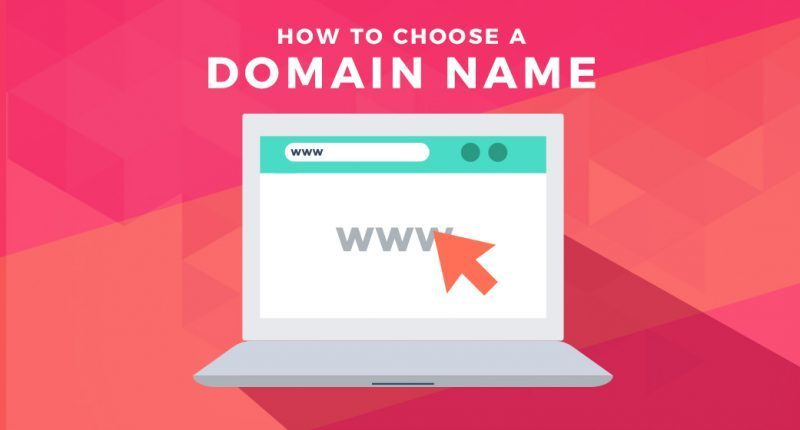 Choose a Perfect Domain Name