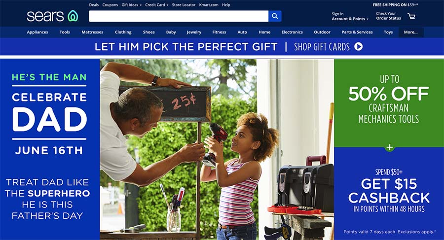 Sears: eBay Alternatives