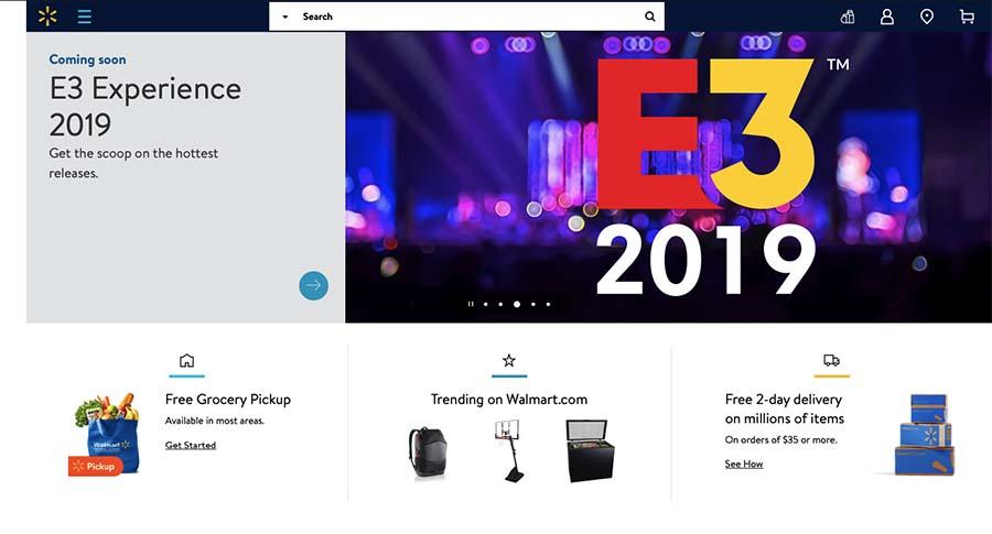 eBay Alternatives: Wallmart