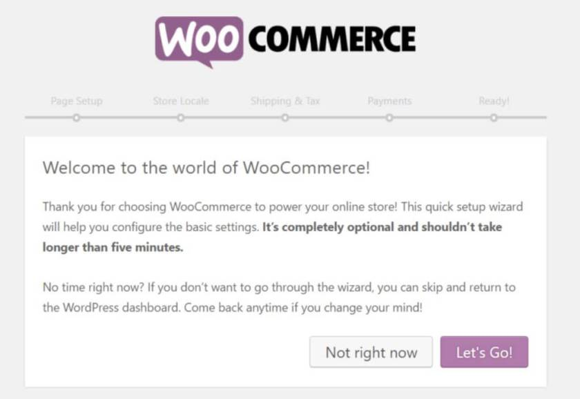 WooCommerce vs Magento: WooCommerce Ease Of Use