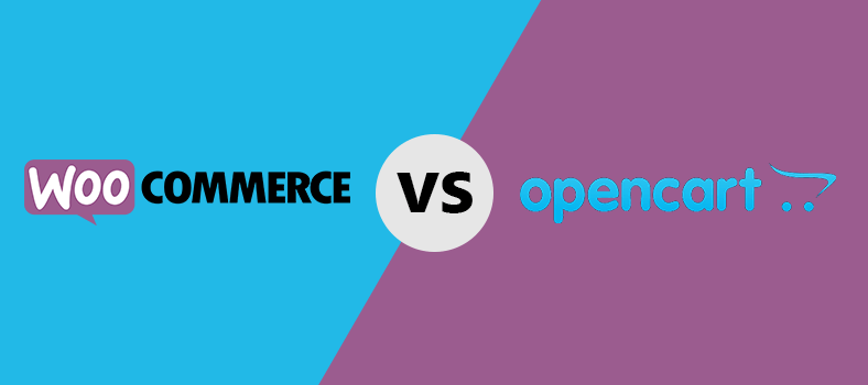 WooCommerce vs OpenCart: Which one is Better eCommerce Platform?