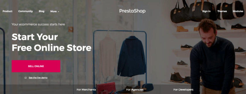 PrestaShop vs WooCommerce: PrestaShop Pricing