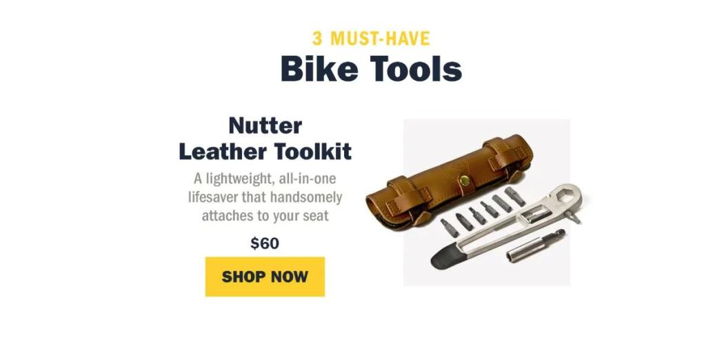 Huckberry Curation Email Sample