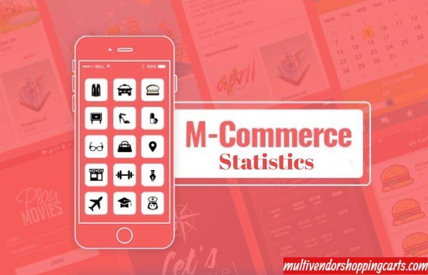 Mobile Commerce Statistics