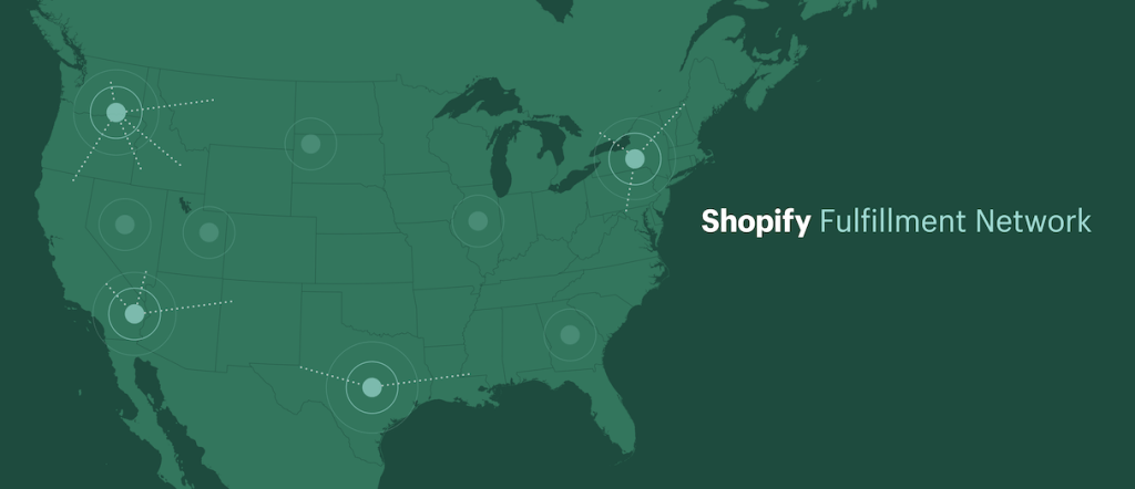 Shopify Unite-Shopify Fulfillment Network