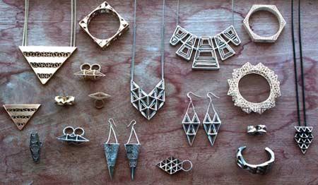 Print-on-demand Jewelry