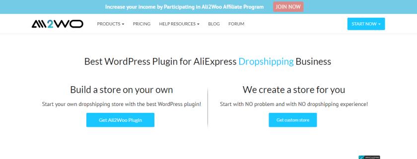 Ali2Woo Lite WooCommerce dropshipping plugins