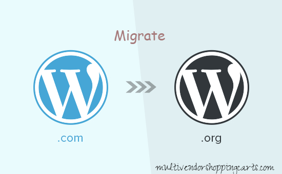 Migrate from WordPress.com to WordPress.org