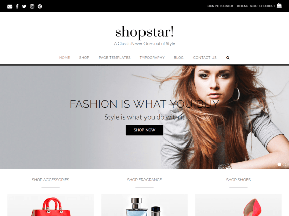 Shopstar Theme