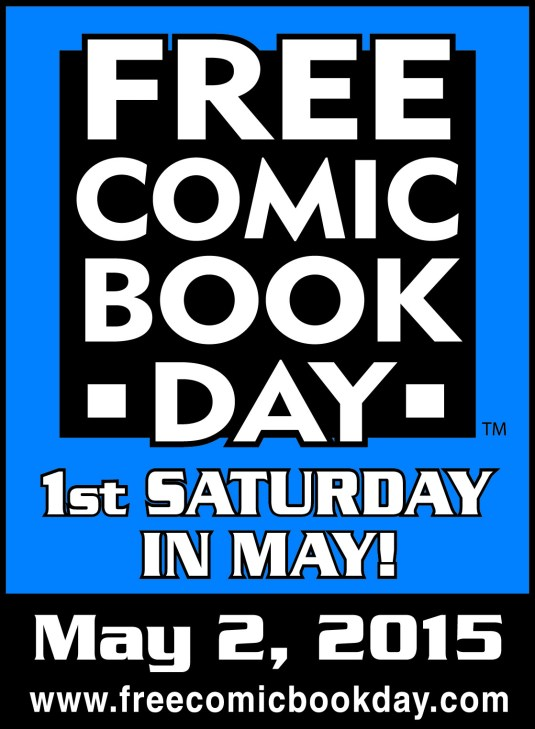 Image Credit: freecomicbookday.com