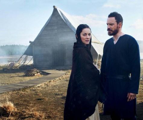 Macbeth - Michael Fassbender, Marion Cotillard