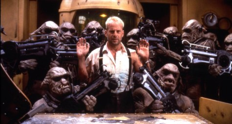 Bruce Willis is 60 - Fifth Element 01