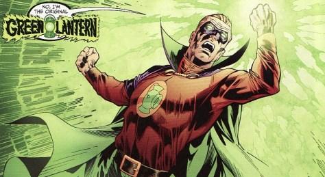 Gay in comics - Green Lantren