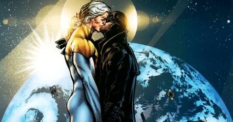 Gay in comics - Midnighter & Apollo