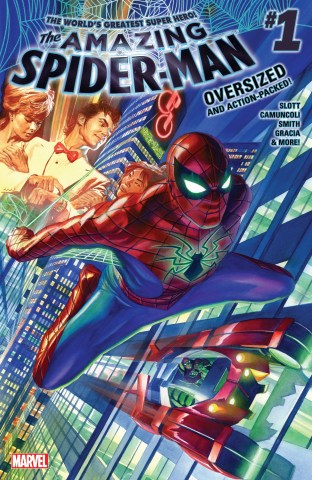 Amazing Spider-Man 2015 001 cover