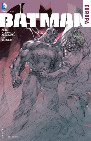 Batman- Europa 01 cover