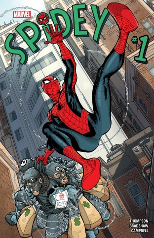 Spidey 2015 01 cover