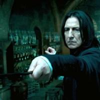 השחקן אלן ריקמן, סוורוס סנייפ בסרטי הארי פוטר, מת