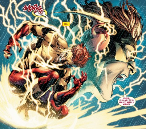 DC Universe - Rebirth review 07