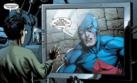 DC Universe - Rebirth review 08