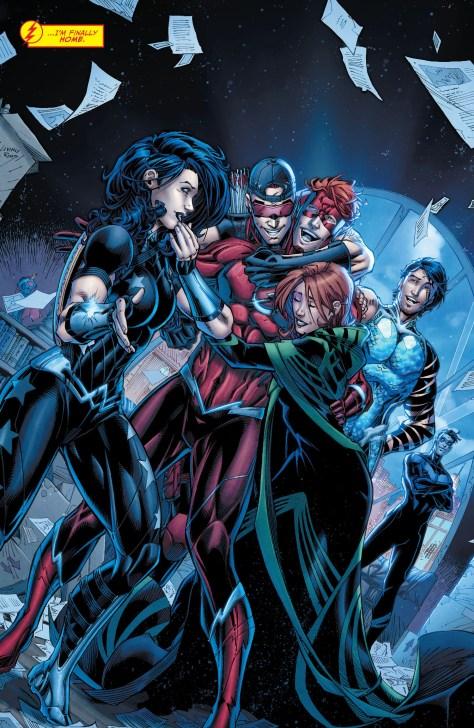 Titans - Rebirth 1 review 08