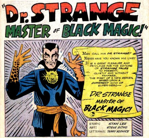 doctor-strange-first-appearence