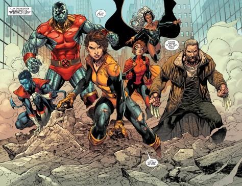 X-Men - Gold (2017-) 001-002
