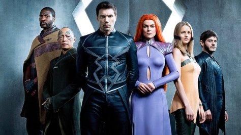 Imhumans tv series