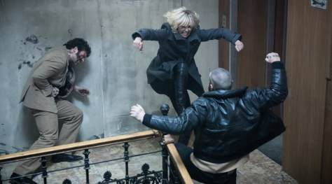 Atomic Blonde movie review - Header