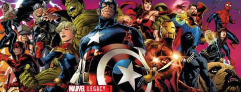 Marvel Legacy 01 cover