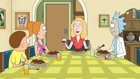 Rick and Morty The Rickchurian Mortydate 01