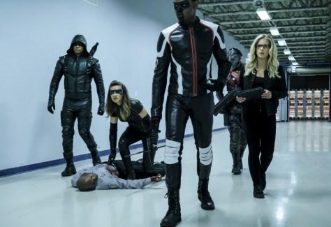 Green Arrow, Reversal 07