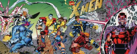 X-MEN 1 1991
