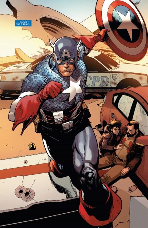 Captain America (2018-) 001-010