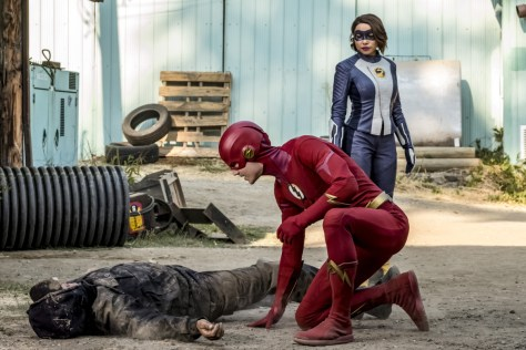 The Flash, The Death of Vibe 03