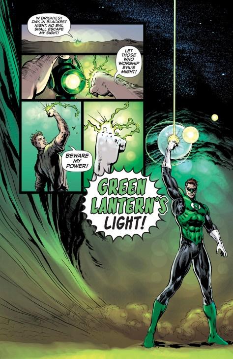 The Green Lantern (2018-) 001-021