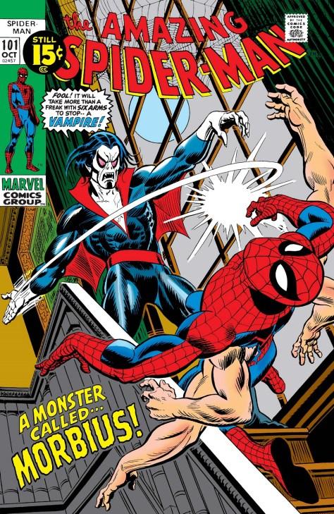 The Amazing Spider-Man 101