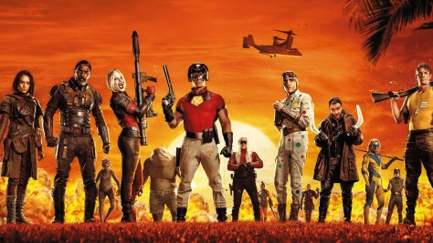 The Suicide Squad 2021 trailer 2 - Header