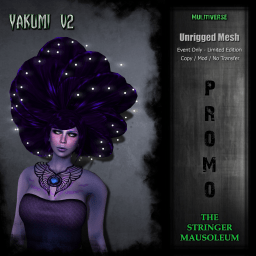 The Stringer Mausoleum - Yakumi V2 - Event Only LE Promo