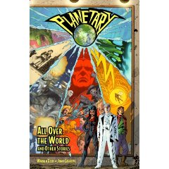 Read Planetary Volume 1 All Over The World And Other Stories By Warren Ellis